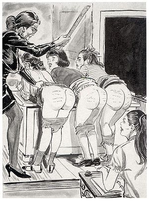 Copycat recommendet bdsm drawing spanking romantic