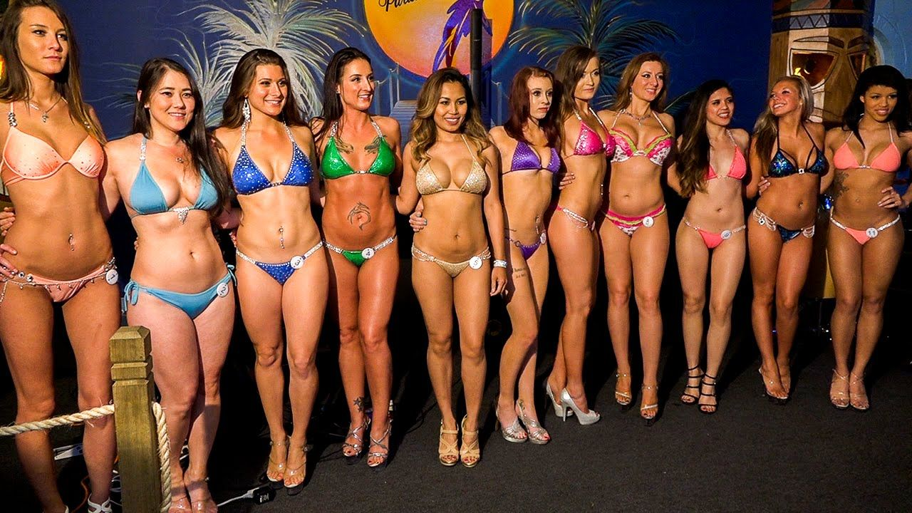 Appaloosa reccomend swimsuit competition