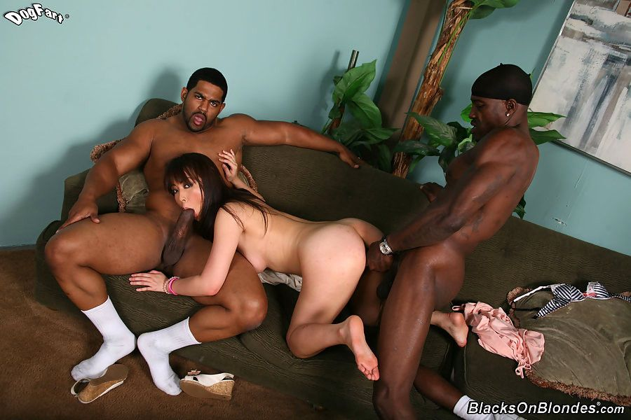 best of Anal and penis black gangbang blowjob