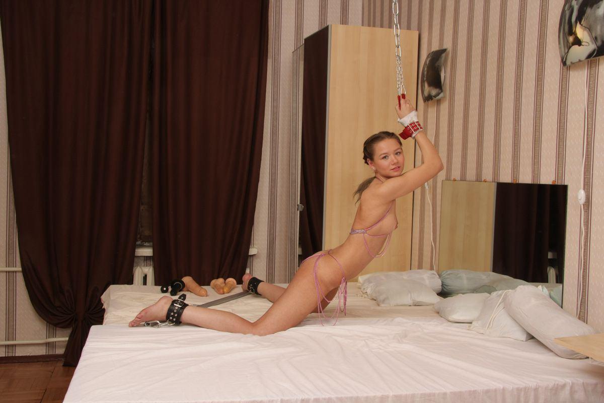 best of Teens bondage Nude in light