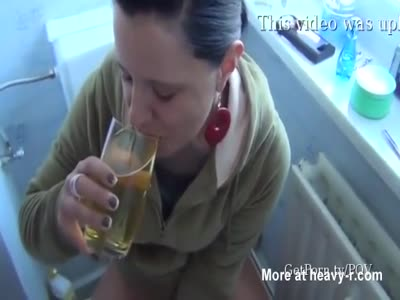 Jack reccomend piss glass drinking