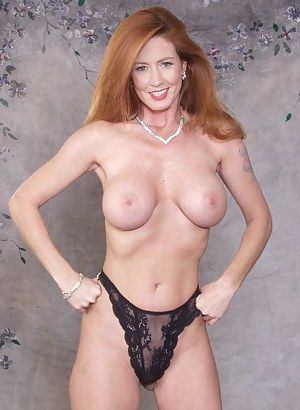 Jet S. reccomend Redhead galleries milf