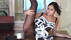 best of Pics Asian pantyhose