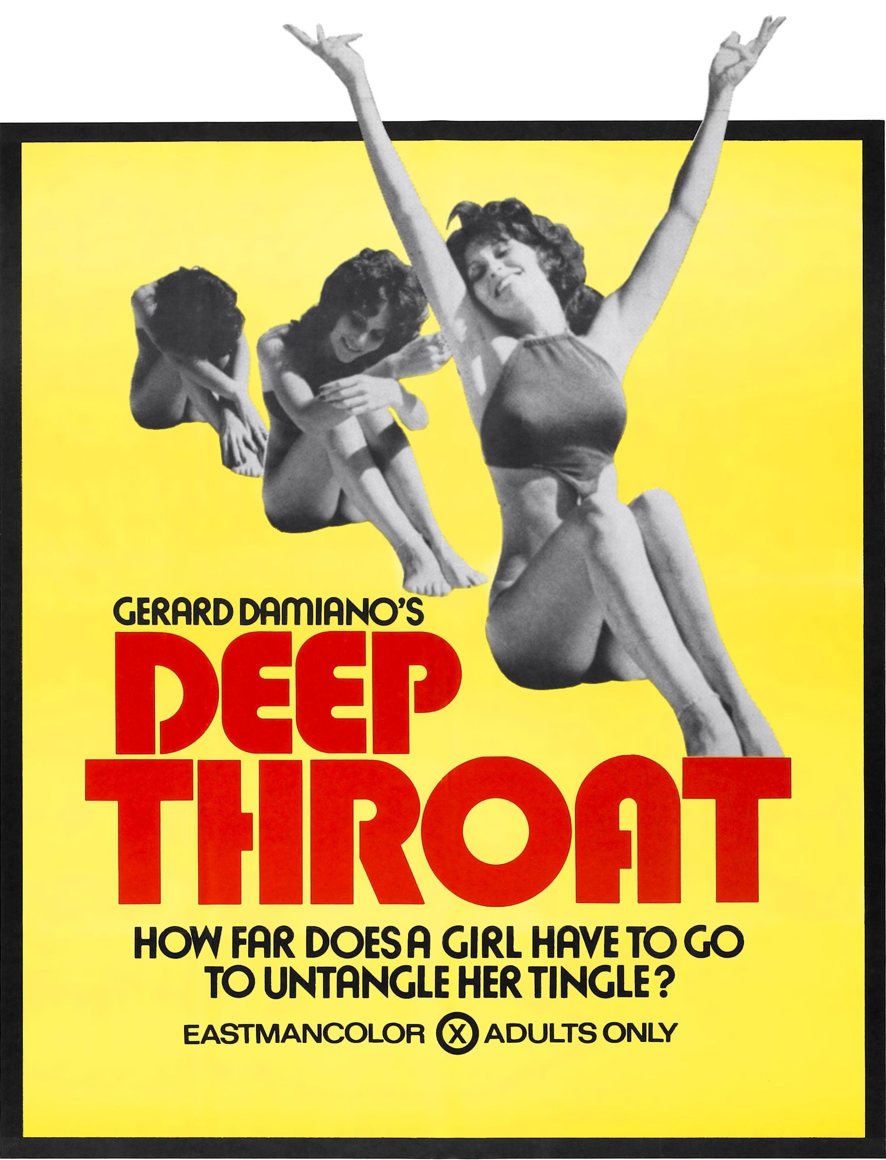 Deepthroat movie post