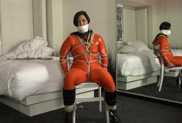 Hoover reccomend wrap gagged chair