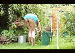 best of Gardening nude