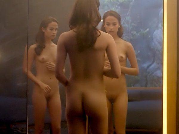 Pretty S. reccomend alicia vikander nude sex
