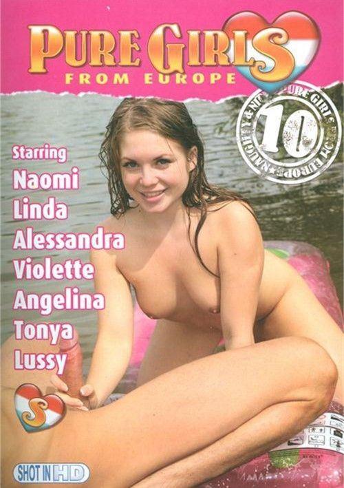 best of Europe girls