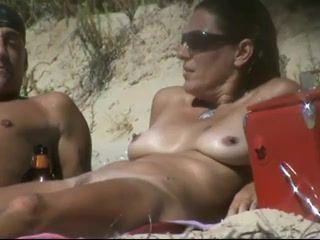 Beach voyeur italian