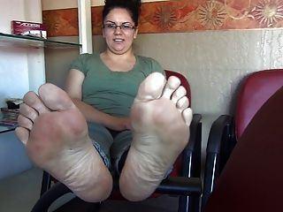 Rummy reccomend big bare soles