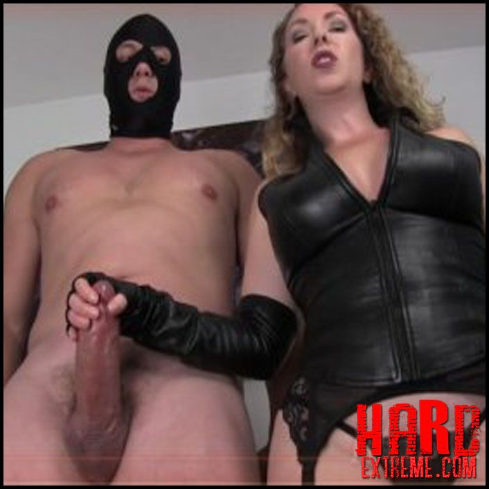 Tall Extreme Mistress Lady Rene Is Going To Destroy A Fat Man.