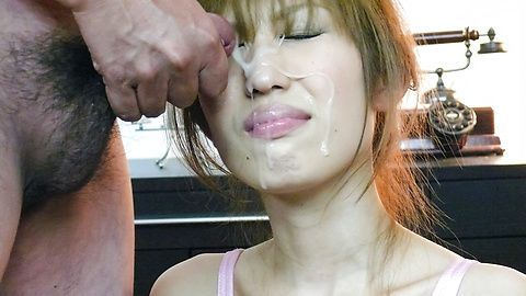 Captian R. recommend best of and blowjob facial bondages japanese dick