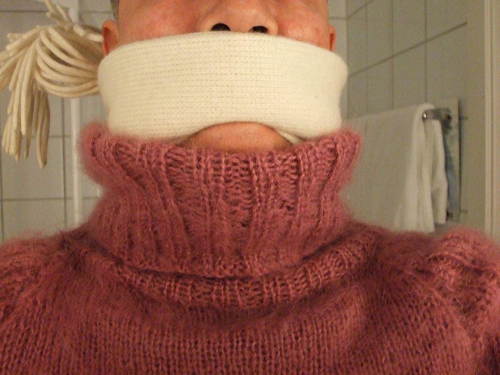 Bonbon recommend best of and Mohair bkanket bondage sweater