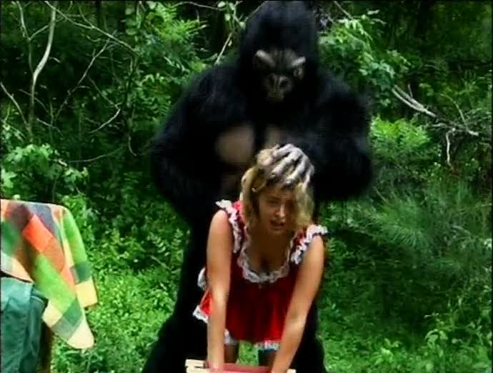 best of Gorillas Woman fucked by