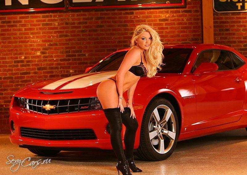 Chevrolet camaro white Matures porn