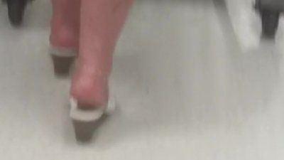best of Feet squirt bbw