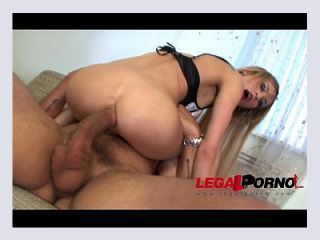 12 cock on blond slut load