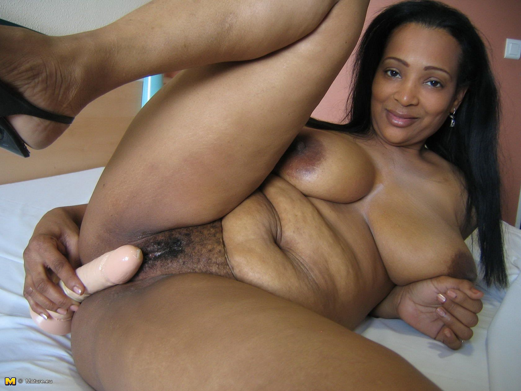 best of Free mature African anal