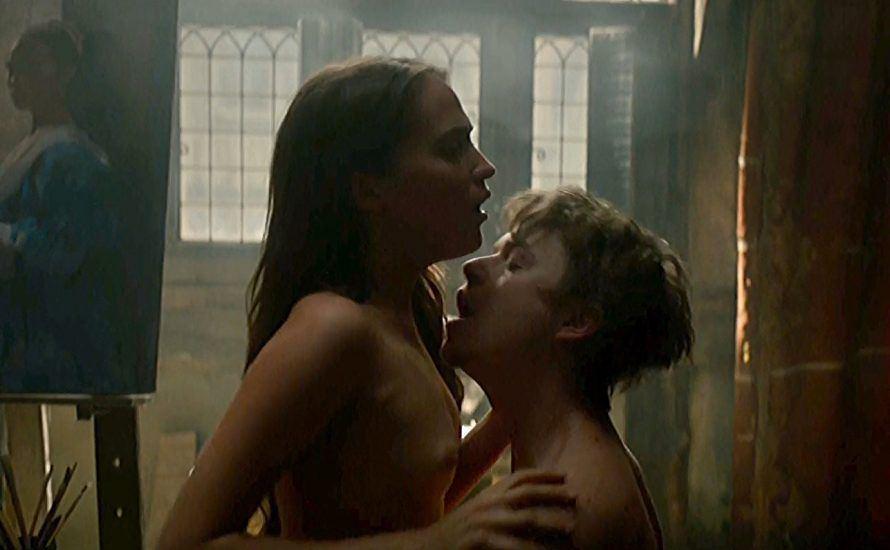 Tabasco reccomend alicia vikander nude sex