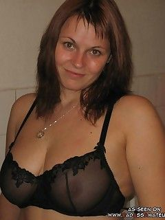 Amateur home housewife page