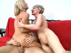 best of Threesome amateur mff milf