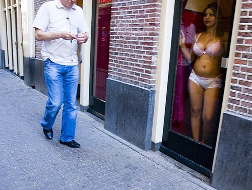 best of Shemale prostitutes Amsterdam