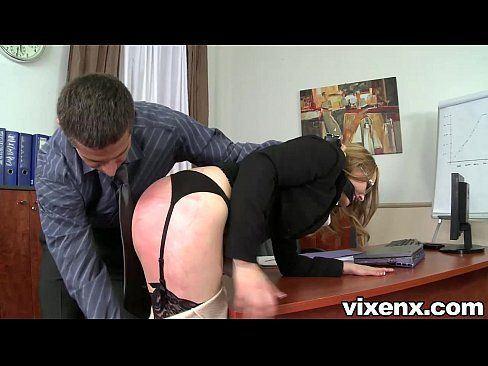 Anal punishment spanking