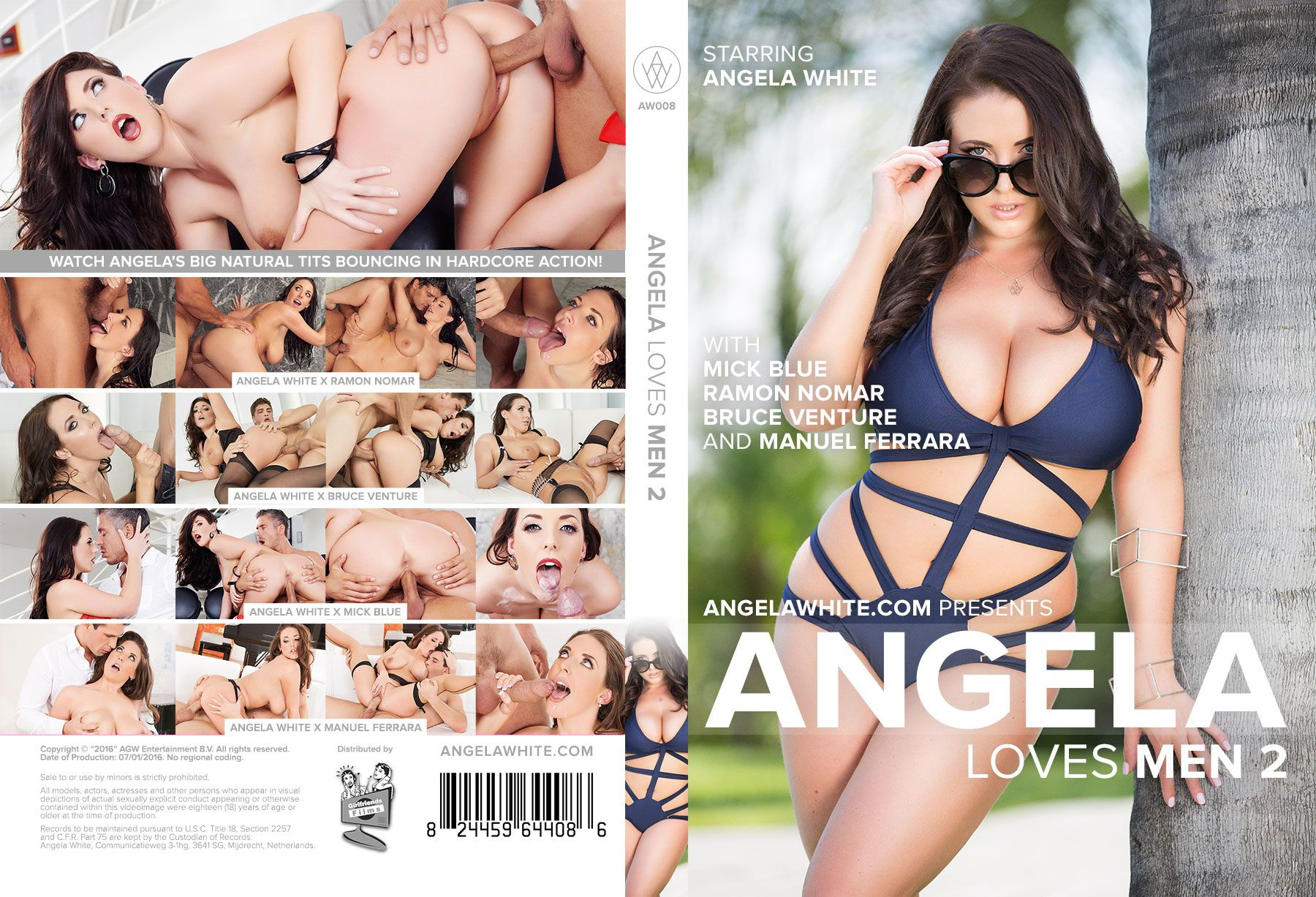 Angela white loves women