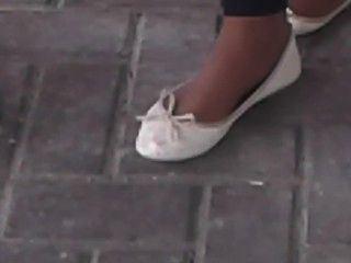 Infiniti reccomend flat shoe trample