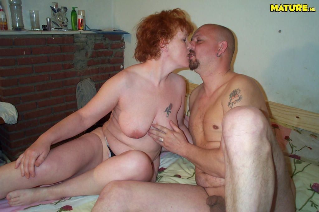 best of Sucking Mature redhead