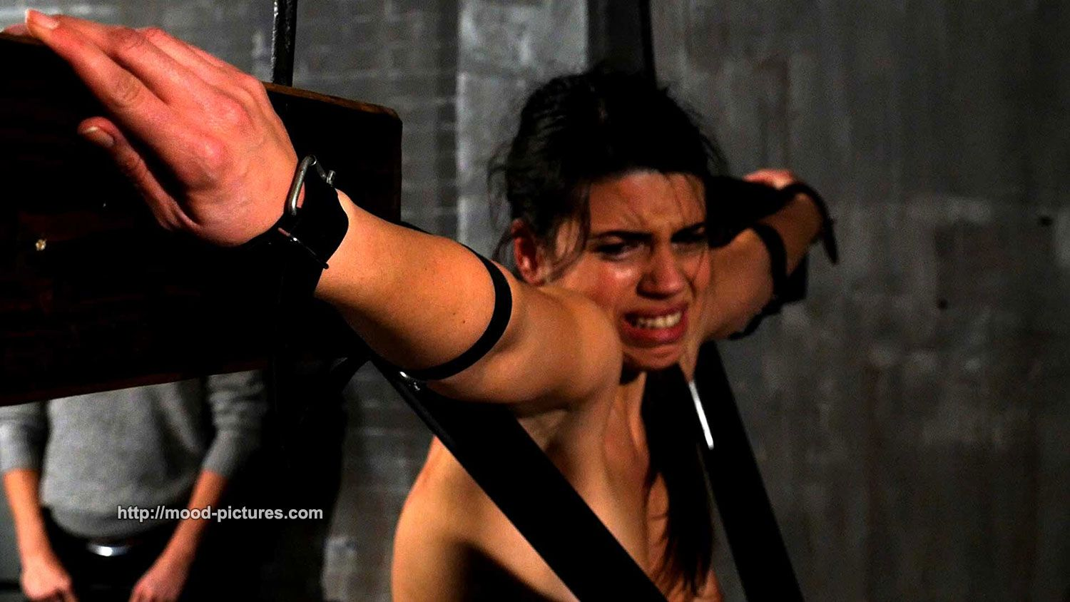 Bdsm whipping scenes