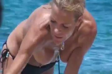 Ballgame reccomend beach nipples