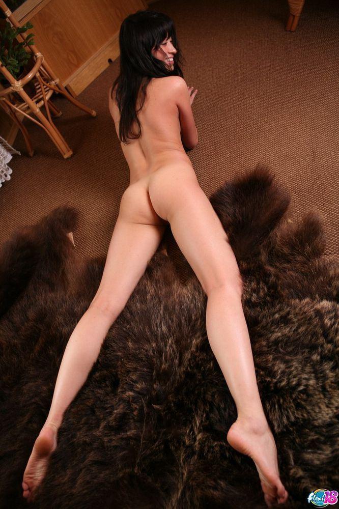 Flurry reccomend bear skin rug
