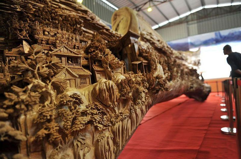 T-Rex recommend best of for carving Best asian wood