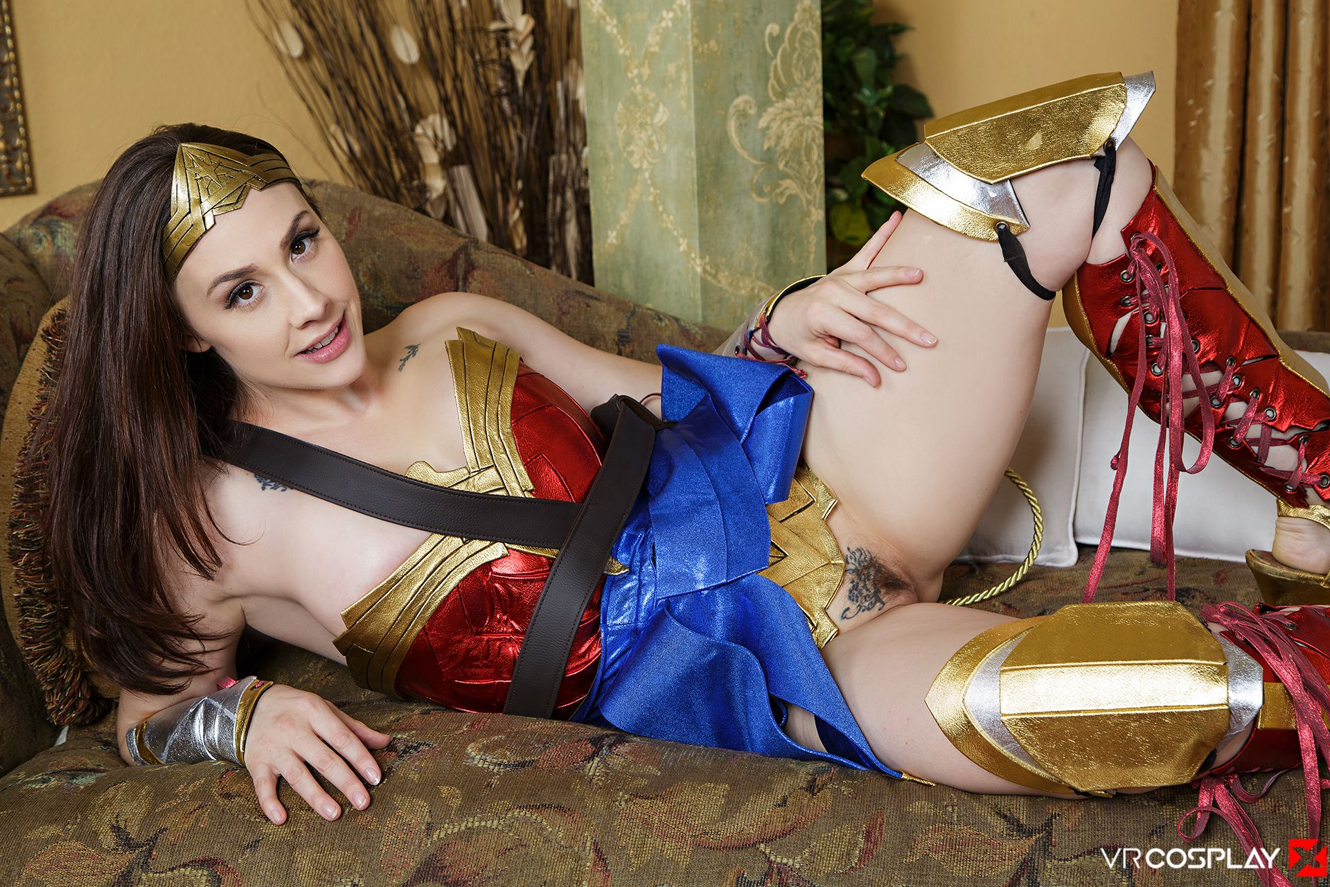 Dead R. recommend best of cosplay mujer maravilla