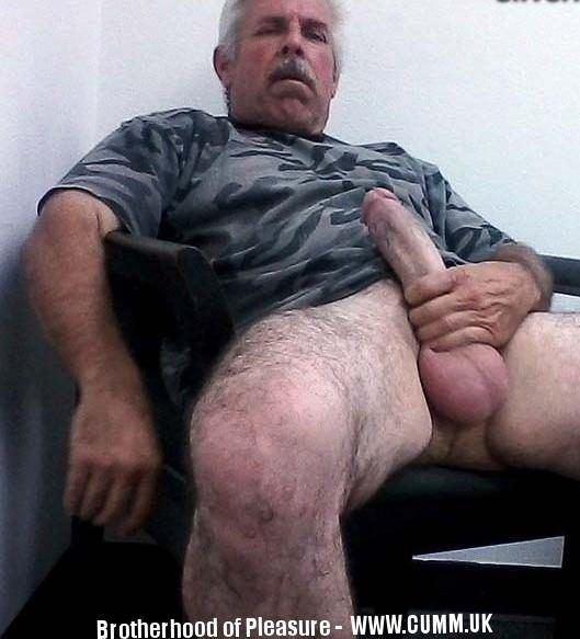 Big man mature