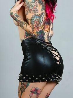 best of Booty tattoo porn black big sexy