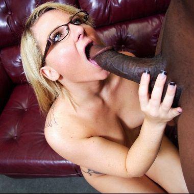 best of Blonde slut xxx Black