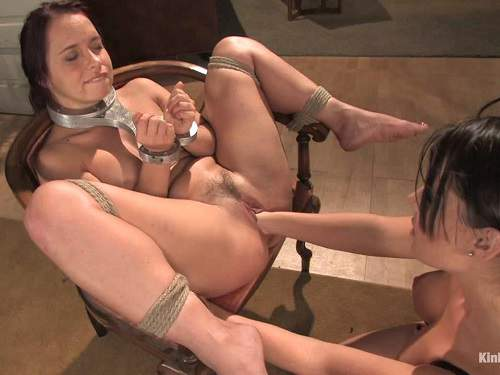 Wildberry reccomend Bondage for deep anal