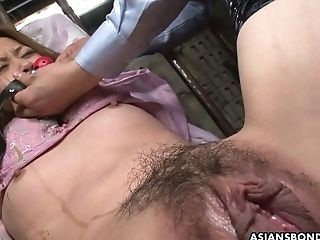 best of Blowjob cock beach bondages shaved on