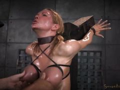 korean bbw femdom milking torture.