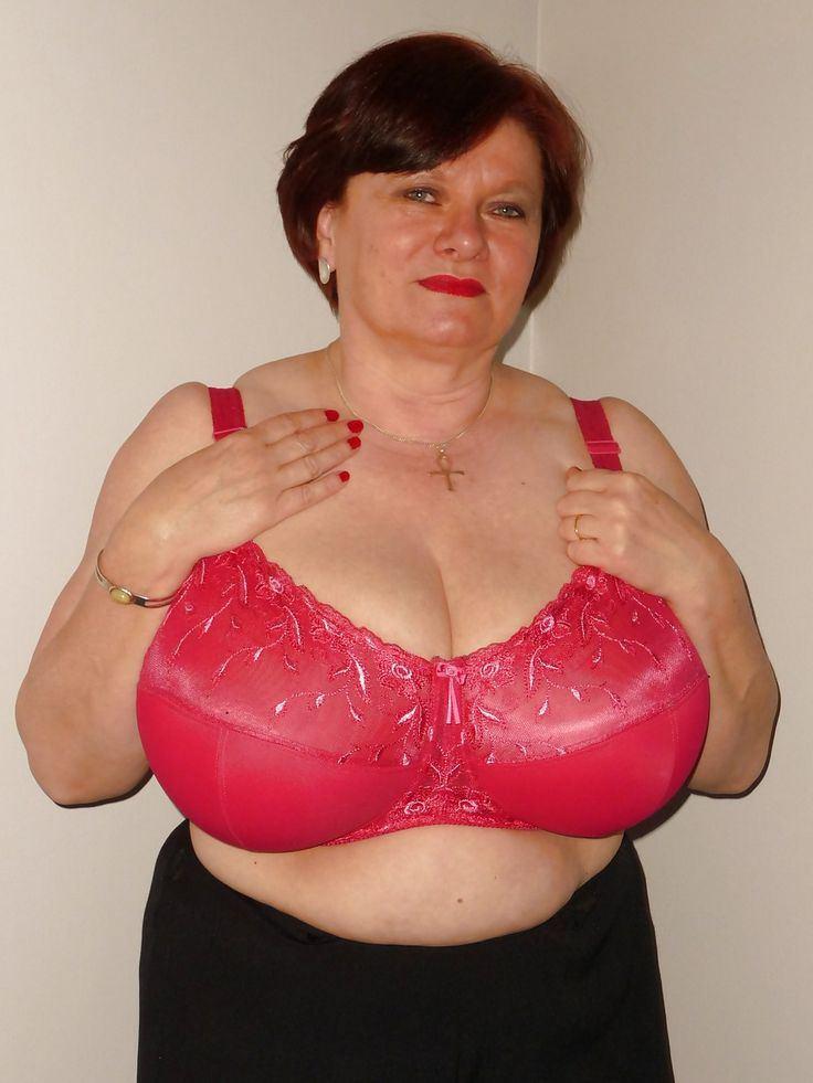 best of Mature bra Busty
