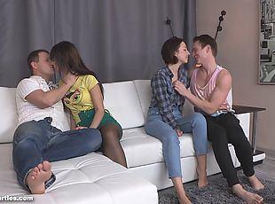 Valentine reccomend amateur wife foursome