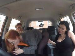 Peep reccomend Bonde wife sucking cock threesome
