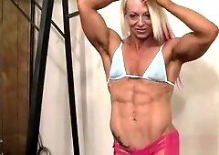 best of Natural biceps female Mature