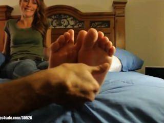 best of Tickle foot worship