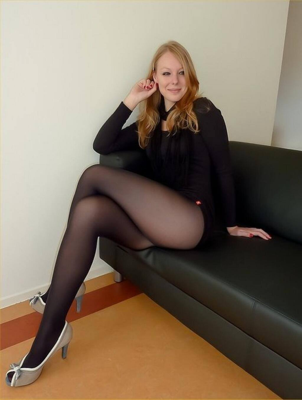 best of Nudes black nylons