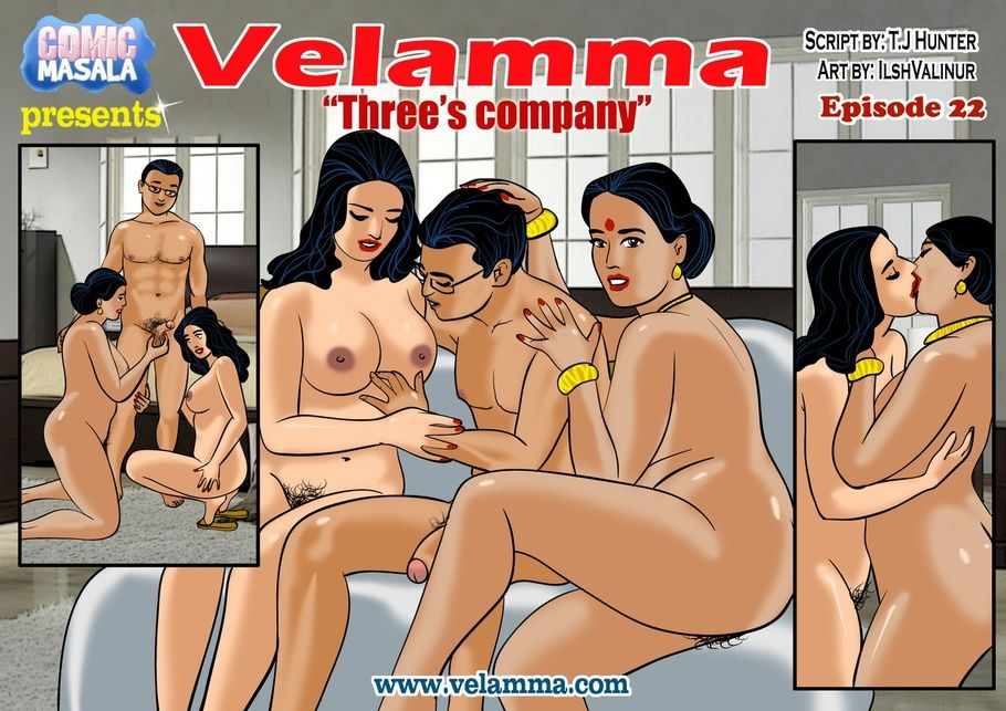 best of Threesome cartoon