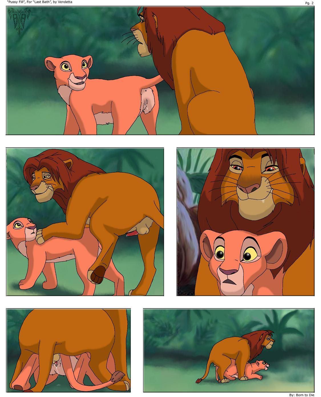 best of Lion pussy slut The king
