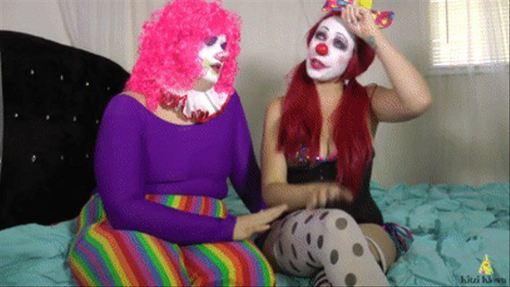 Boomstick reccomend girl feet clown